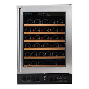 N'FINITY PRO S RED Wine Cellar (Stainless Steel