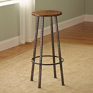 Personalized Heirloom Pub Stool