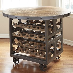 Personalized Heirloom End Table