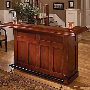 Classic Bar (Cherry Finish)