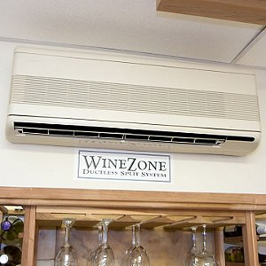 WineZone Ductless Split 3800 Series