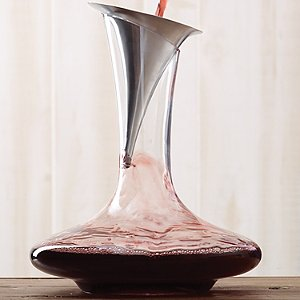 Accent Decanter and Funnel Set