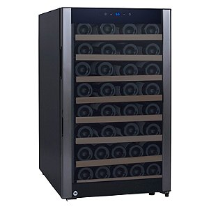 52-Bottle Evolution Series Wine Refrigerator (Glass Door with