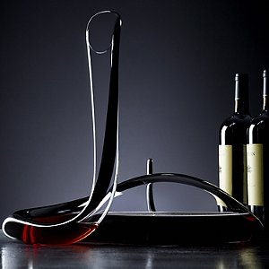 Riedel Mamba Double Magnum Decanter (Black)