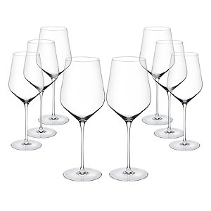 ZENOLOGY Universal Wine Glasses (Buy 6 Get 8)