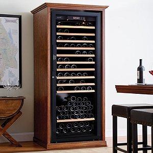 XL Custom Wine Cellar Cabinet