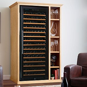 Custom Wine Cellar Cabinet With N'FINITY PRO L