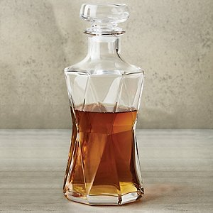 Geo Whiskey Decanter