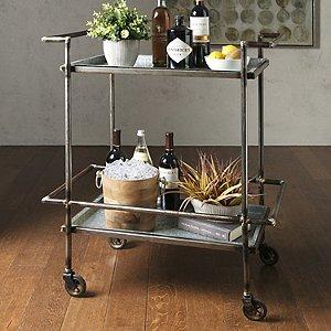 Foundry Bar Cart