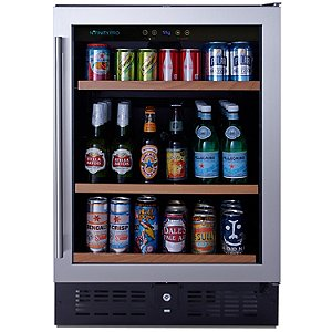 N'FINITY PRO S Beverage Center Right Hinge Stainless