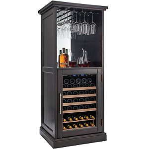 Siena Wine Cellar & Bar (Black Walnut)