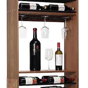 Parallel Wine Racking Kit Niche Stem Rack