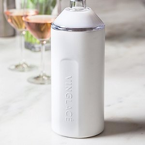 The Vinglac� Wine Chiller (White)