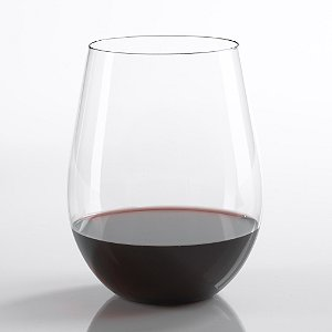 Riedel 'O' Cabernet/Merlot/Bordeaux Stemless Wine Glasses (Set of
