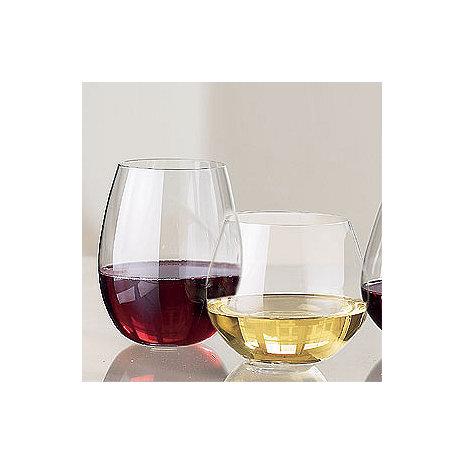 Riedel 'O' Stemless Wine Glass Cabernet & Chardonnay Mixed Set (Set of 8)