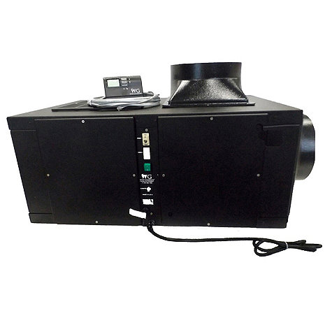 Wine Guardian D050 1/2 Ton Ducted Wine Cellar Cooling Unit