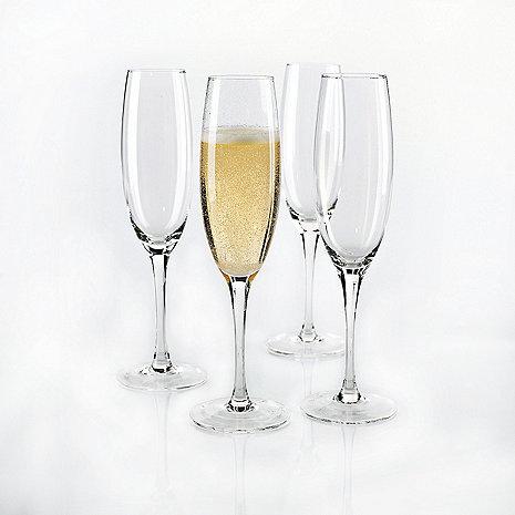 Fusion Classic Champagne Flutes