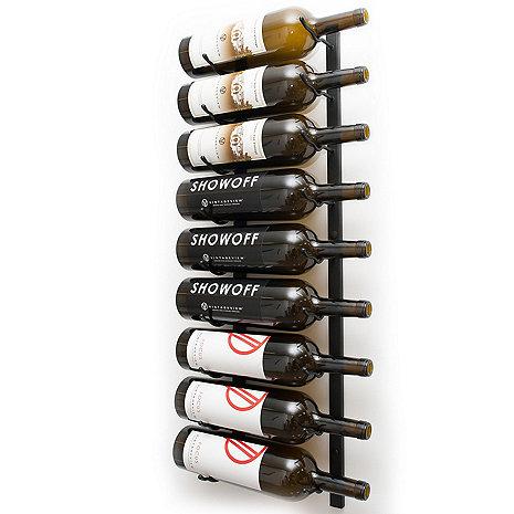 VintageView Wall Series Magnum Wine Rack (9 Bottle)