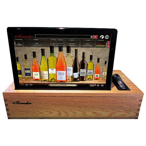 20839 eSommelier Private Wine Management System