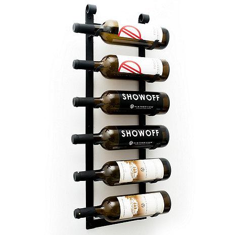VintageView Le Rustique 6 Bottle Wine Rack
