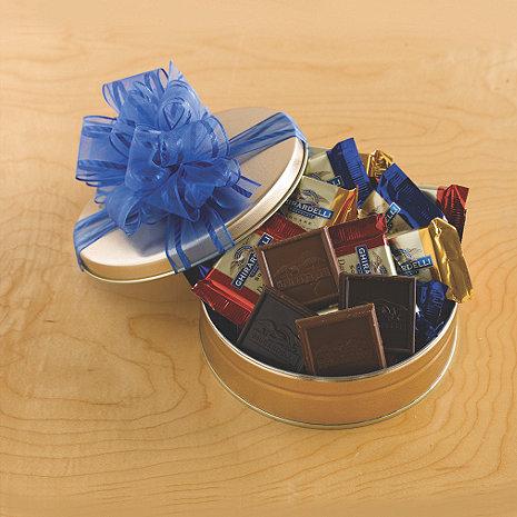 Ghirardelli Melts Gift Tin