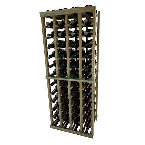 Napa Vintner Stackable Wine Rack - 4 Column Individual