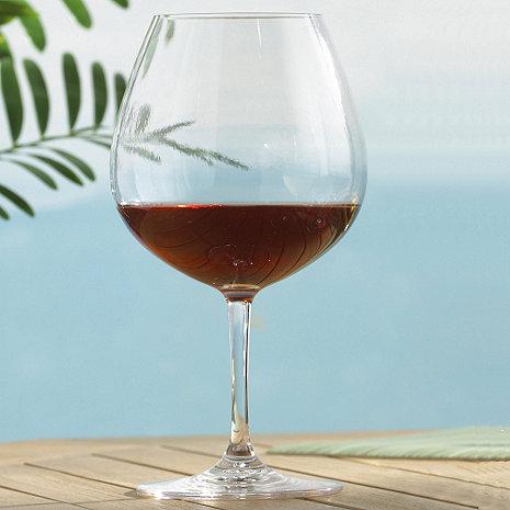 Indoor/Outdoor Pinot Noir Wine Glasses (Set of 4)
