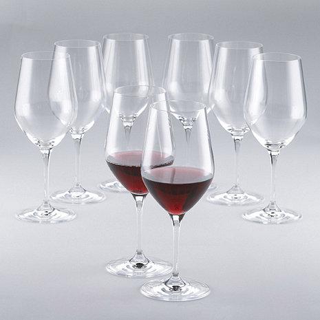 Fusion Classic Wine Glass Bonus Packs (Set of 6 + 2 Free)