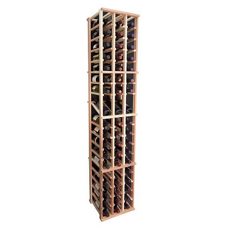 Sonoma Designer Wine Rack Kit - 3 Column Individual w/ Display