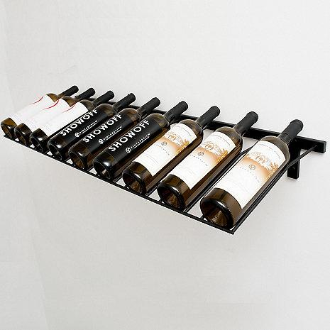 VintageView Presentation Row Wine Rack (9 Bottle)