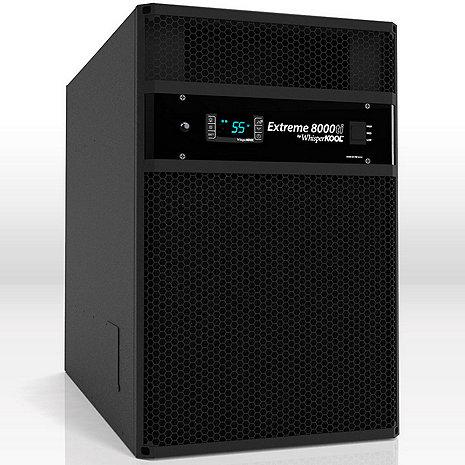 WhisperKOOL Platinum Extreme 8000ti Wine Cellar Cooling Unit (Max Room Size = 2000 cu ft)