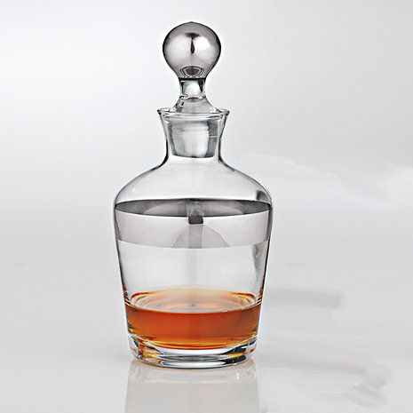 Madison Avenue Whiskey Decanter