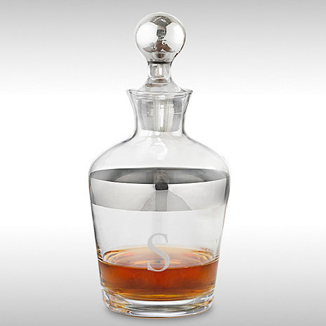 Personalized Madison Avenue Decanter