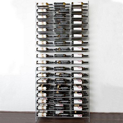 VintageView Evolution Series 8 Foot Wine Rack (162 Bottle)