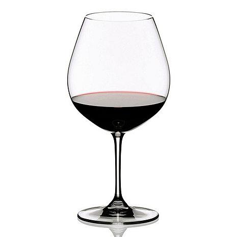 Riedel Vinum Pinot Noir/Burgundy Wine Glasses (Set of 2)