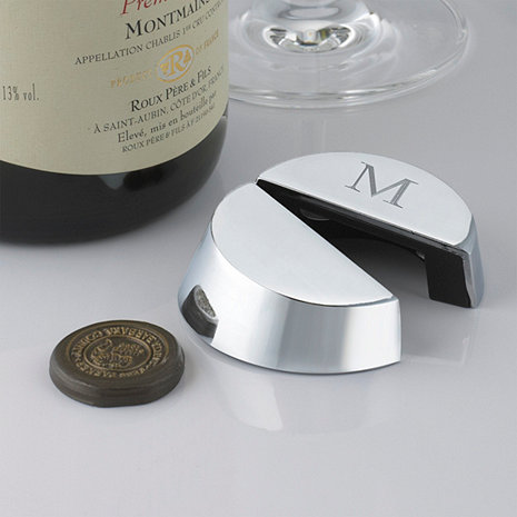 Personalized Wine Enthusiast 6 Blade Foil Cutter