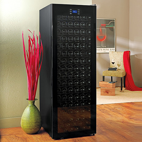 Wine Enthusiast Classic Wine Cellar (166 Bottle) (Outlet)