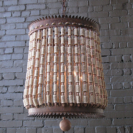 Luigi Hanging Lantern with Corks
