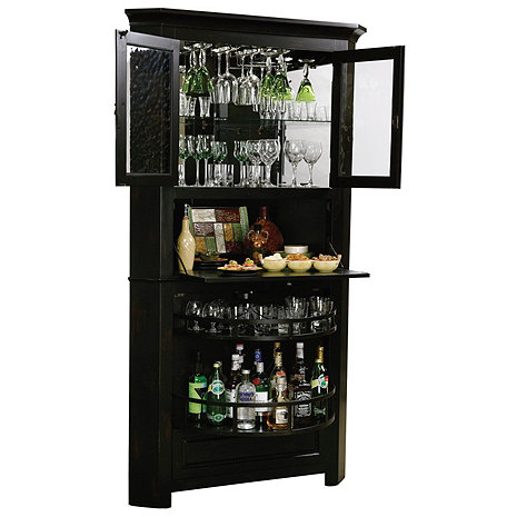 Howard Miller Cornerstone Estates Wine Bar & Cabinet
