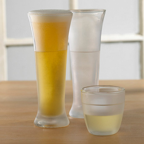 Freeze Pilsner Beer Glass (Set of 2)
