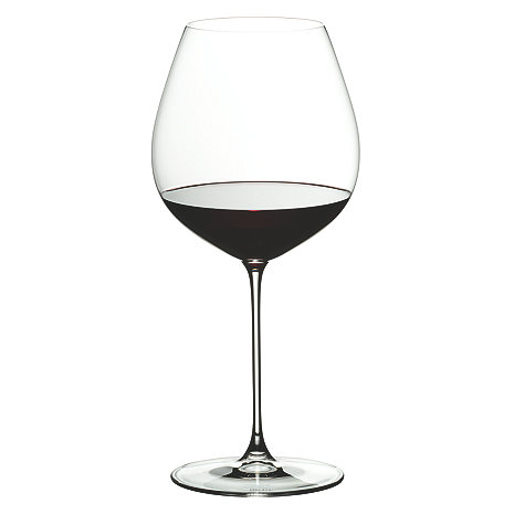 Riedel Veritas Old World Pinot Noir Wine Glasses (Set of 2)