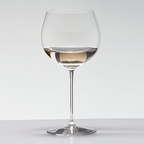 Riedel Veritas Oaked Chardonnay Wine Glasses (Set of 2)