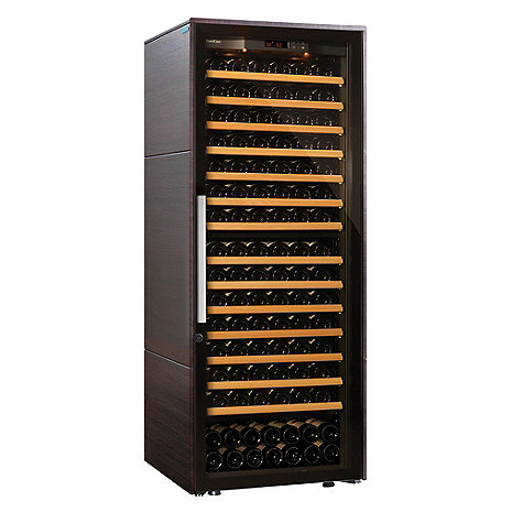 EuroCave Performance Décor Collection 283 Wine Cellar (Dark Wood - Full Glass Door) (Outlet A)