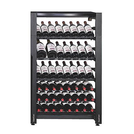 EuroCave Modulosteel Half Column Wine Rack