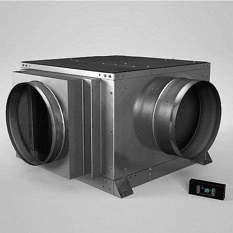 WhisperKool Quantum Ducted Split System SS9000