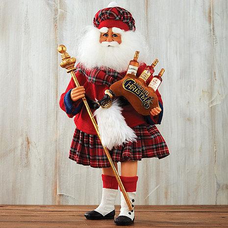 Karen Didion Scotch Santa