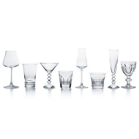 Baccarat Party in a Box Glass Set (Set of 8)