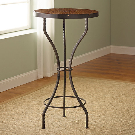 Personalized Heirloom Pub Table