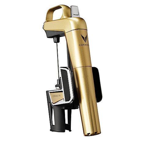Coravin Model Two Elite Wine System Gold Wine Enthusiast