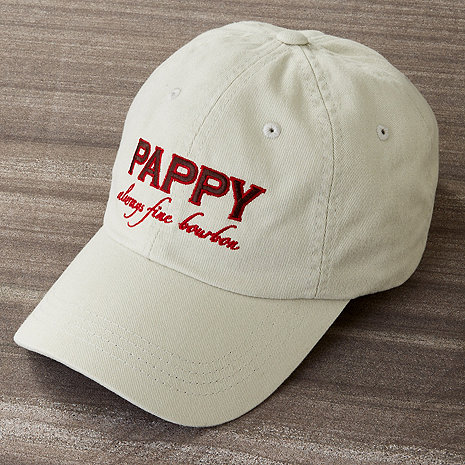 Pappy 'Always Fine' Bourbon Baseball Hat
